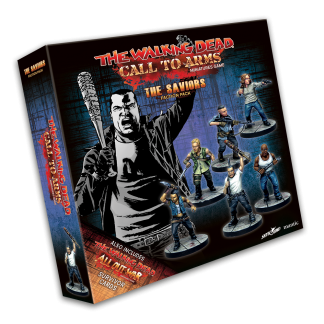 The Walking Dead: Saviors Faction Pack 1