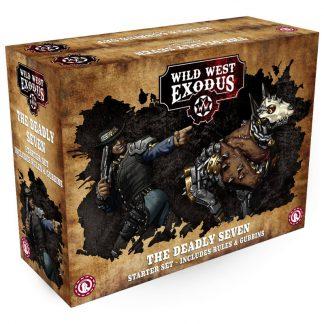 WWX: The Deadly Seven Starter Set 1
