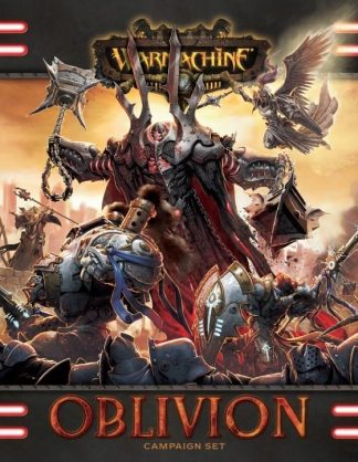 Warmachine: Oblivion Campaign Set 1