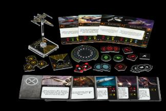 Star Wars X-Wing: Z-95-AF4 Headhunter 1