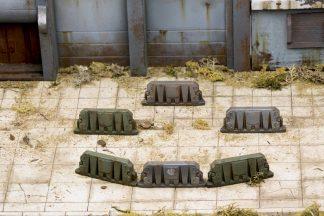 Fallout: Miliatary Barricades 1