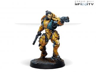 Krit Kokram, Invincible Zuyongs Specialist 1