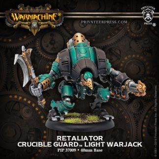 Crucible Guard Retaliator Light Warjack 1