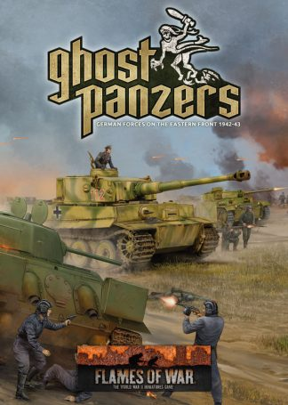 Ghost Panzers 1
