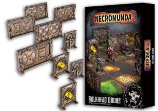 Necromunda: Bulkhead Doors 1