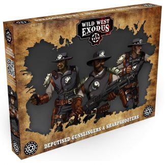 WWX: Deputised Gunslingers and Sharpshooters 1