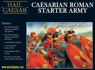 Caesarian Roman Starter Army 1