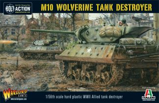M10 Tank Destroyer / Wolverine 1
