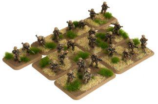 East German Mot-Schutzen Platoon (24 figures) 1