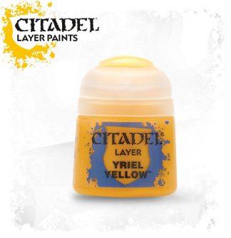 Citadel Layer: Yriel Yellow 1