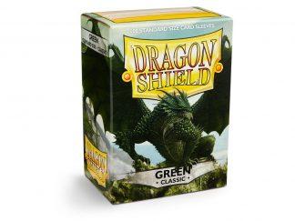 Dragon Shield Sleeves Green (100) 1