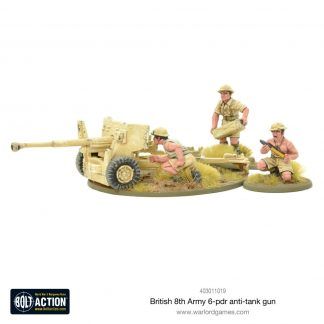 8th Army 6 pounder ATG 1