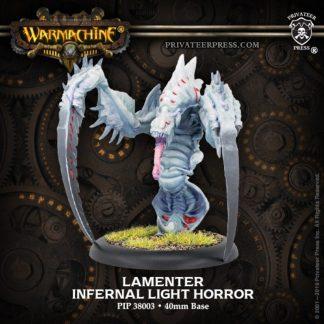Infernal Light Horror Lamenter (metal) 1