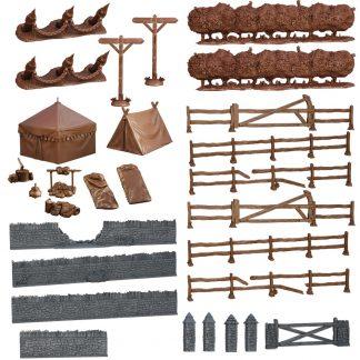Terrain Crate: Battlefield Mega Set 1