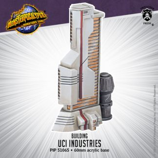 Monsterpocalypse Uber Corp International Industries Building 1
