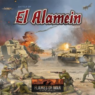 Battle of El Alamein: War in the Desert 1