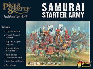 Samurai Starter Army 1