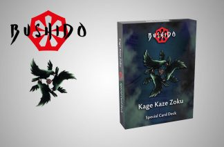 Shadow Wind Clan - Special Card Deck 1
