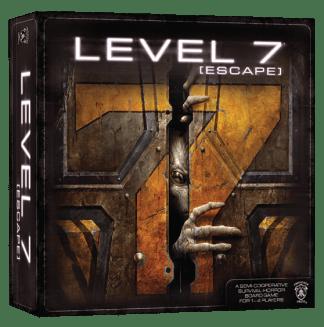 LEVEL 7: [Escape] 1