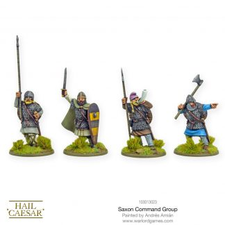 Dark Ages: Saxon Command Group 1