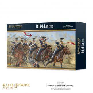 Crimean War British Lancers 1