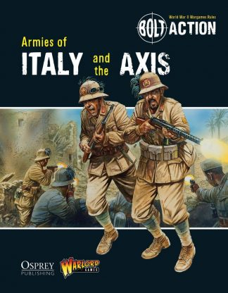 Armies of Italy and the Axis 1