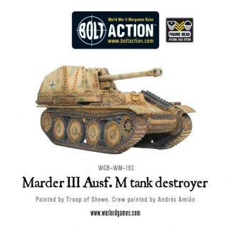 Marder III Ausf. M tank destroyer 1