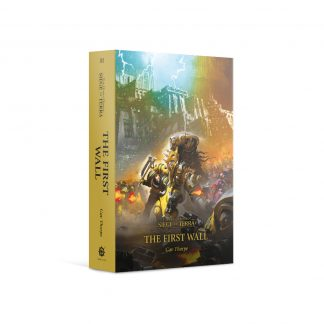 The Horus Heresy: Siege of Terra: The First Wall (A5 Hardback) 1
