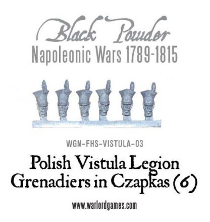 Polish Vistula Legion Grenadiers in czapkas (6) 1