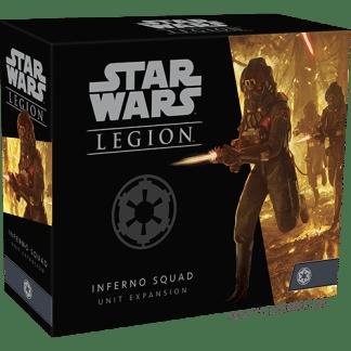 Star Wars Legion: Inferno Squad Unit 1