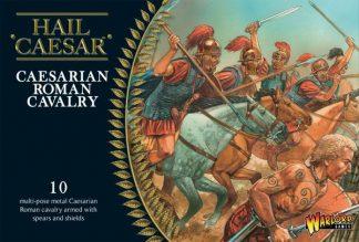 Caesarian Roman Cavalry 1