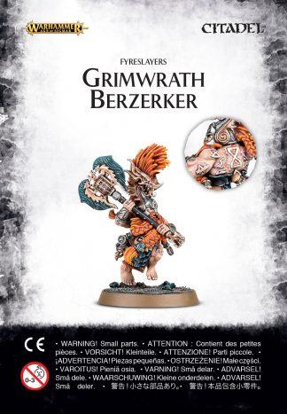 Fyreslayre Grimwrath Berzerker 1