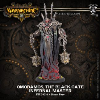 Infernal Master The Black Gate Omodamos 1