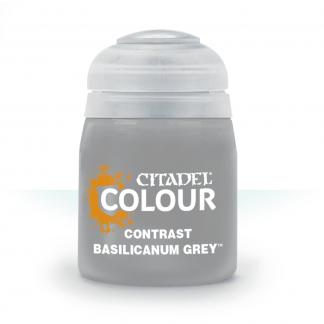 Contrast: Basilicanum Grey 1