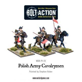 Polish Army Cavalrymen 1