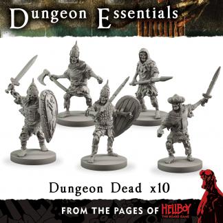 Dungeon Essentials: Dungeon Dead 1
