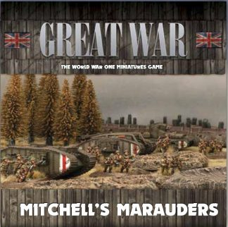 Great War: Mitchell's Marauders 1