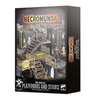 Necromunda: Zone Mortalis Platforms & Stairs 1