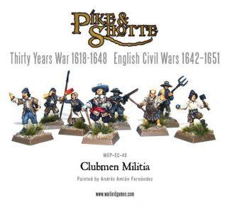 Clubmen Militia 1