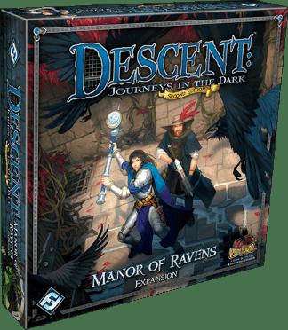 Descent: Manor of Ravens 1