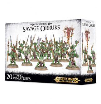 Bonesplitterz Savage Orruks 1