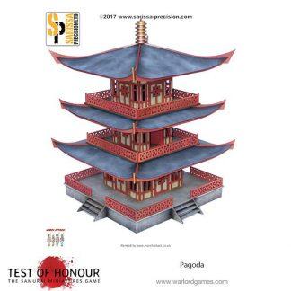 Feudal Japanese Pagoda 1