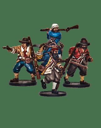 Forlorn Hope Unit (Buccaneer Storming Party) 1