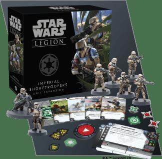 Star Wars Legion: Imperial Shoretroopers 1
