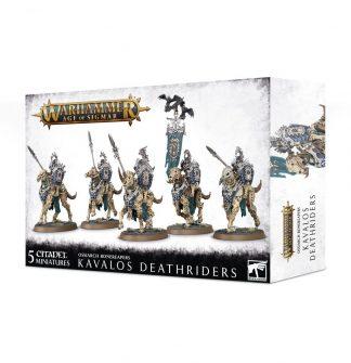 Ossiarch Bonereapers Kavalos Deathriders 1