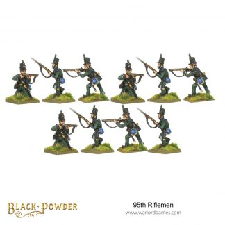 95th Riflemen 1