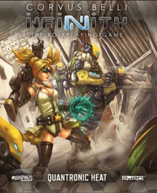 Infinity RPG Quantronic Heat 1