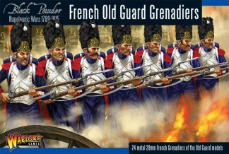 French Late Grenadiers of the Guard 1