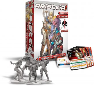 Aristeia! Soldiers of Fortune 1