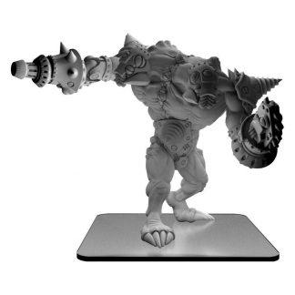 Monsterpocalypse: Subterran Uprising Monster Blastikutter 1